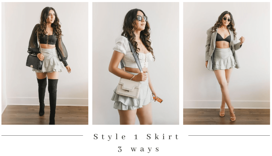 how-to-style-a-skirt-3-ways